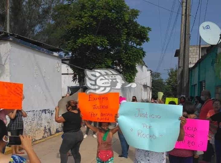 Habitantes de Los Mangos pidieron justicia para Roko