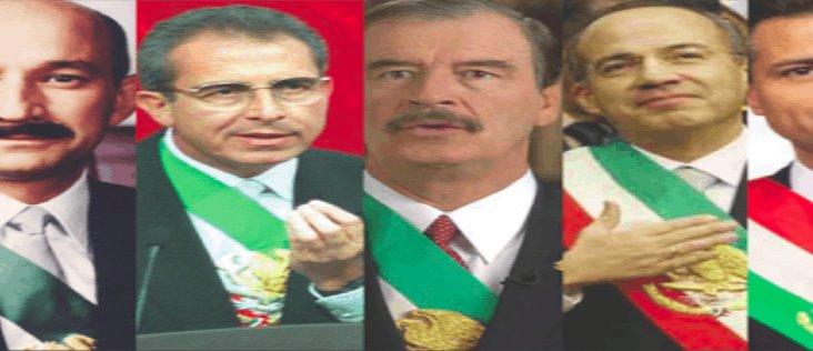 Expresidentes solo podrán ser juzgados por traición a la patria