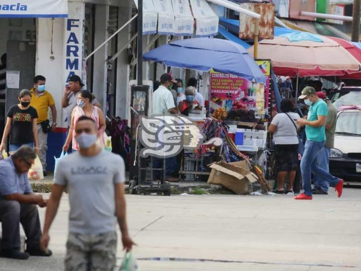Coatzacoalcos y Minatitlán retroceden a riesgo máximo de Coronavirus
