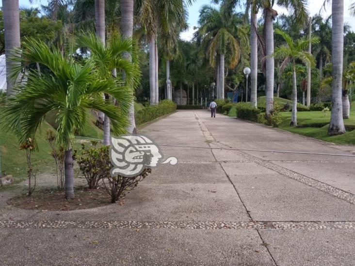 Preparan instalaciones de la UV campus Coatzacoalcos previo a examen de admisión