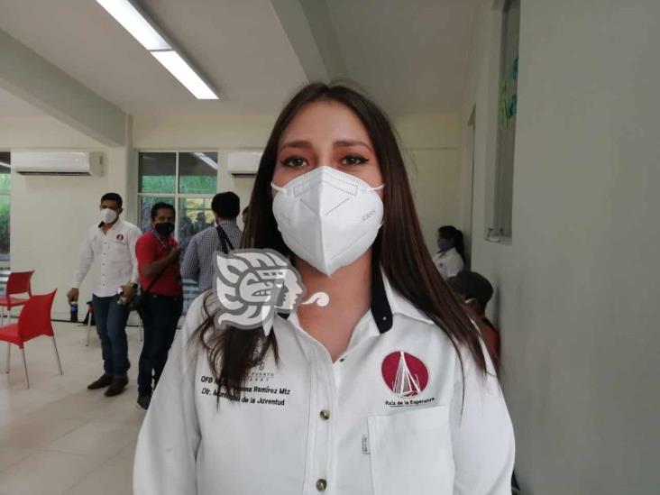 Contingencia frenó capacitación a jóvenes emprendedores en Coatzacoalcos