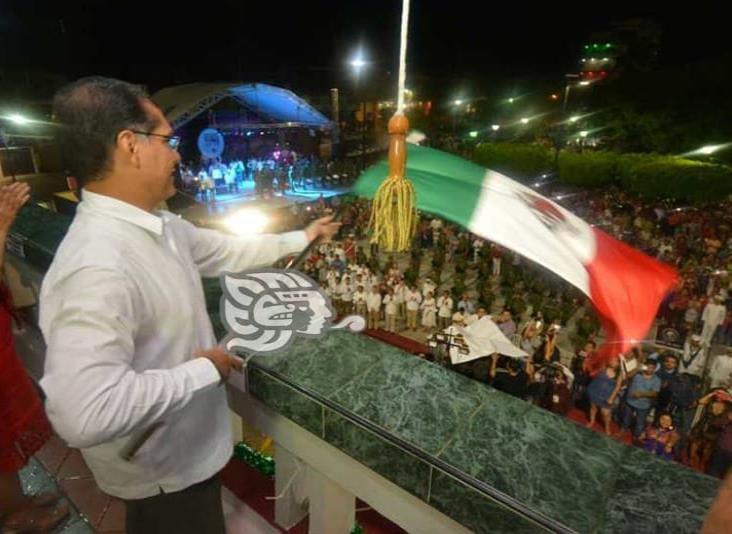 Ayuntamiento de Coatzacoalcos celebrará el Grito de Independencia virtual