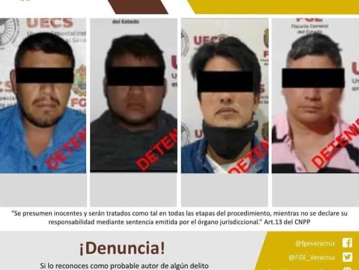 UECS gira orden de aprehensión contra 4 delincuentes en Coatzacoalcos