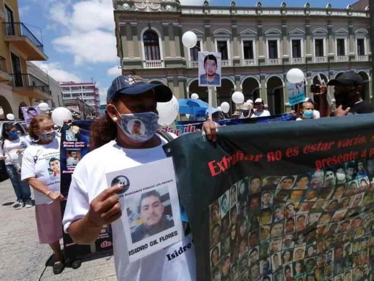 Colectivo sigue buscando a desaparecidos en fosas clandestinas en 7 municipios