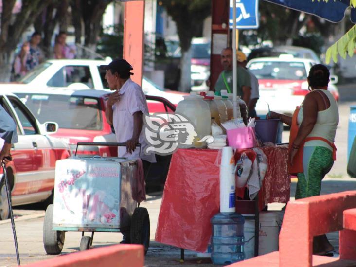 Agosto cerró con sensaciones superiores a 40 grados en el sur de Veracruz
