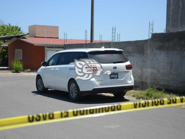 En Veracruz, recuperan camioneta robada