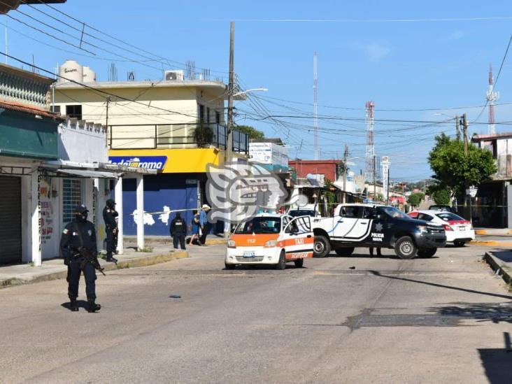 No hay pista sobre el paradero del taxista levantado en Oluta