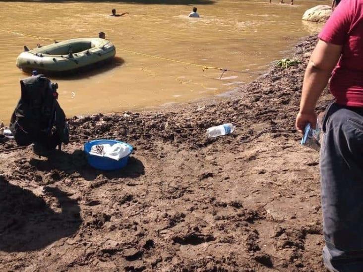 Buscan a menor que desapareció en un río en Soledad de Doblado