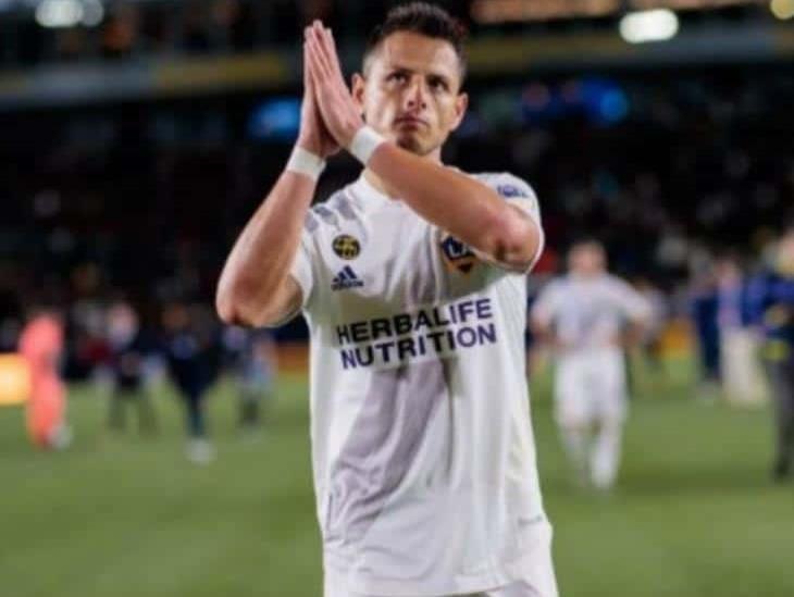 Javier Hernández estaría cerca de superar lesión y jugar ante el LAFC