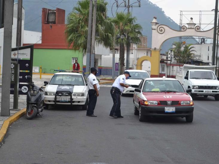 Tránsito perdió dos elementos por COVID-19 en Orizaba
