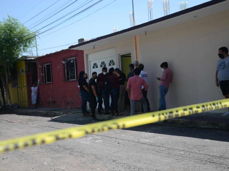 En Veracruz, encuentran cuerpo en descomposición