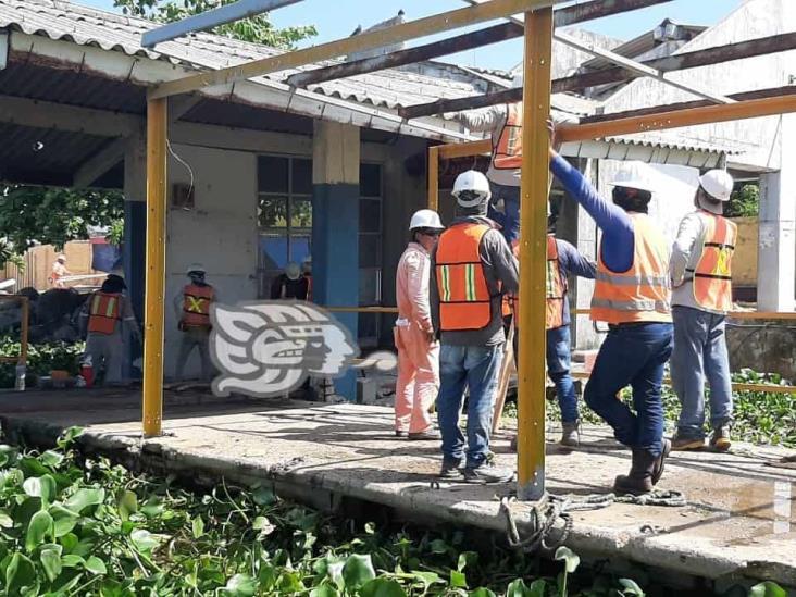 Inicia modernización del Malecón de Allende con remodelación del Paso de Lanchas
