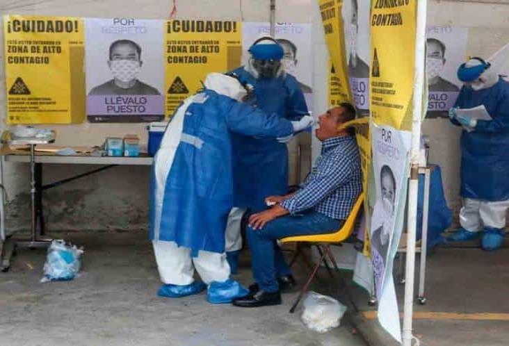 OPS llama a México a no confiarse ante descenso de la curva epidémica