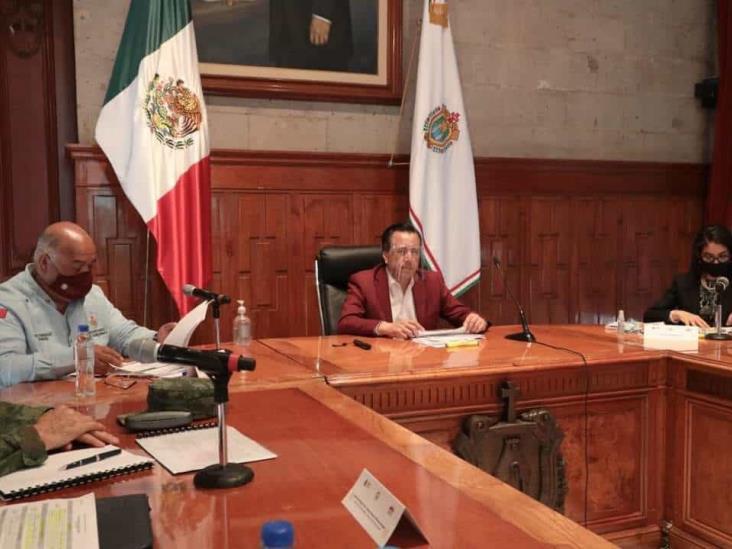 En Veracruz, seguimos trabajando en la reducción de delitos: Cuitláhuac