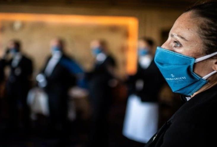 En 24 horas, Francia registró 7 mil casos de Covid-19