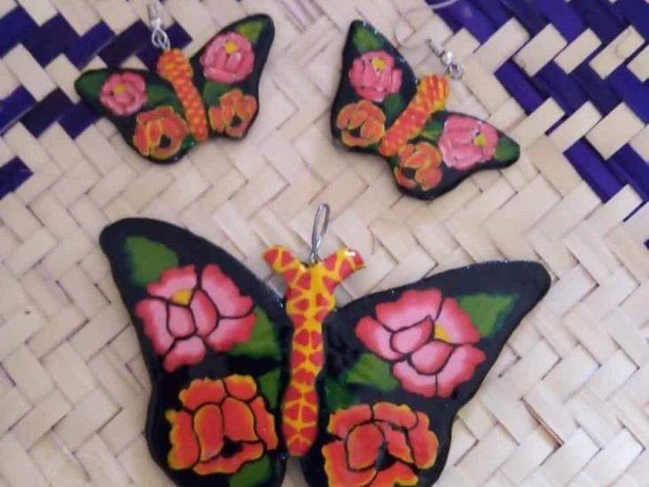 Orgulloso de sus raíces, Pedro pone en alto a Oaxaca con sus artesanías