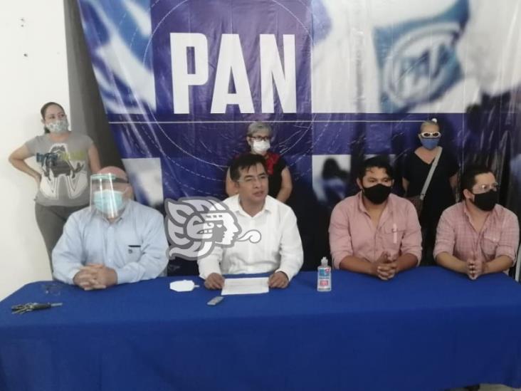 PAN-Coatzacoalcos no descarta alianzas previo a las elecciones