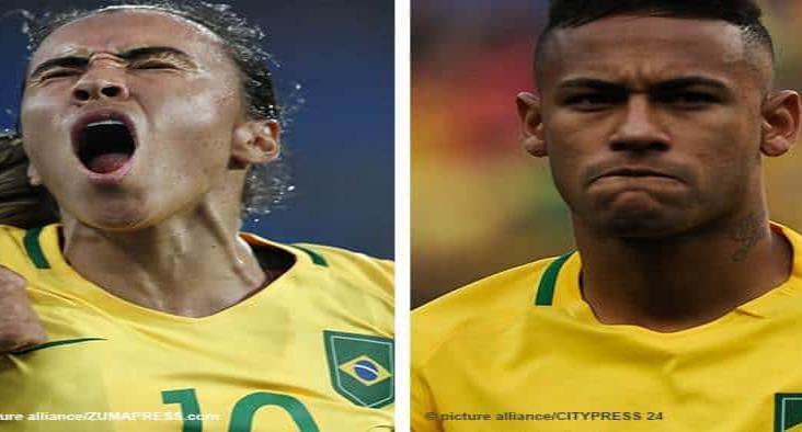 Brasil anunció igualdad de sueldos en sus selecciones de futbol
