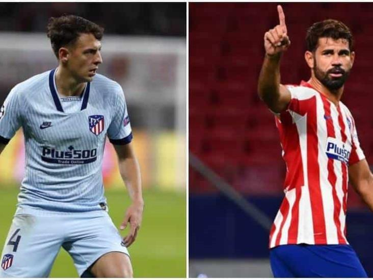 Diego Costa y Santiago Arias dan positivo a COVID-19