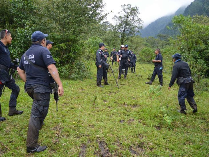 Policías en Mixtla de Altamirano levantarán cuarentena en próximos días