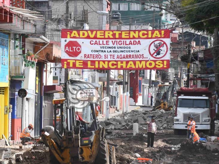 Niega Hipólito existencia de autodefensas en Xalapa