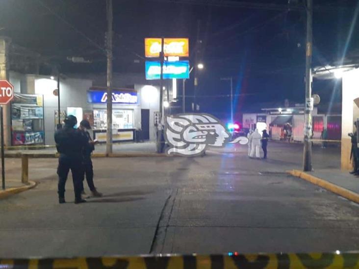 Asesinan a maestra cerca del Ayuntamiento de Amatlán
