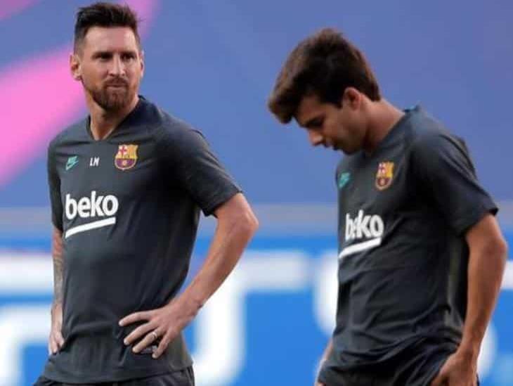 Lionel Messi tendrá su primer entrenamiento con Barcelona el lunes