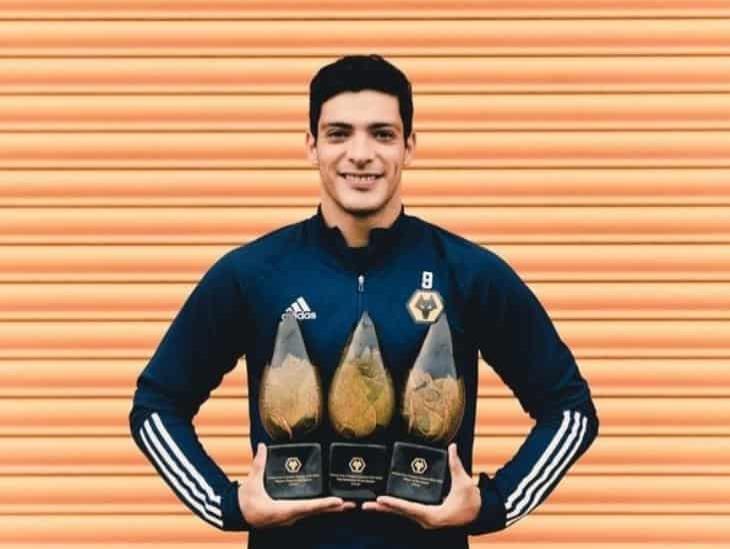 Afición eligió a Raúl Jiménez como jugador de la temporada de ´Wolves´