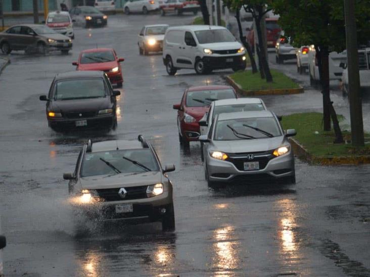 Veracruz Puerto, ahogado tras fuertes lluvias