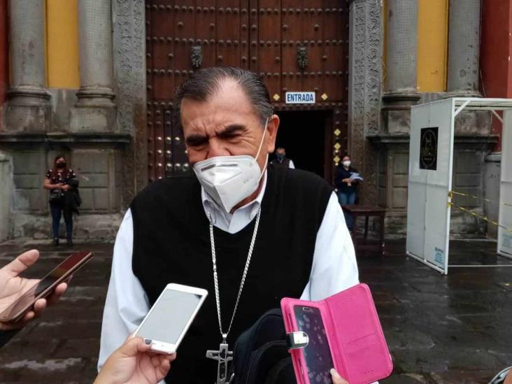 Iglesias en Orizaba al 30% de su capacidad, asegura obispo