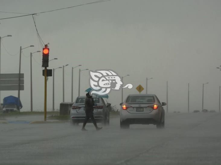 Temporal lluvioso afecta a 13 municipios de Veracruz
