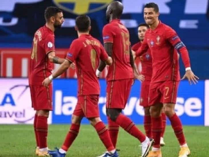 CR7 alcanzó los 100 goles con la Selección de Portugal