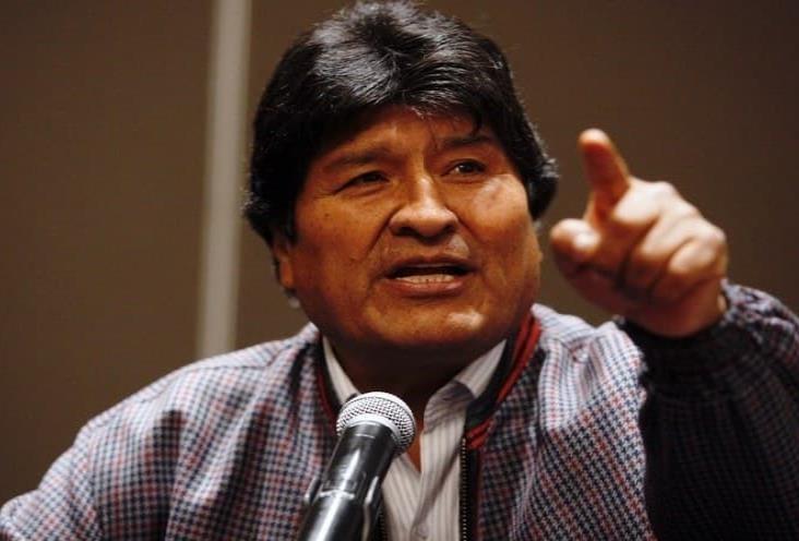 Inhabilitan a Evo Morales para ser candidato al Senado boliviano