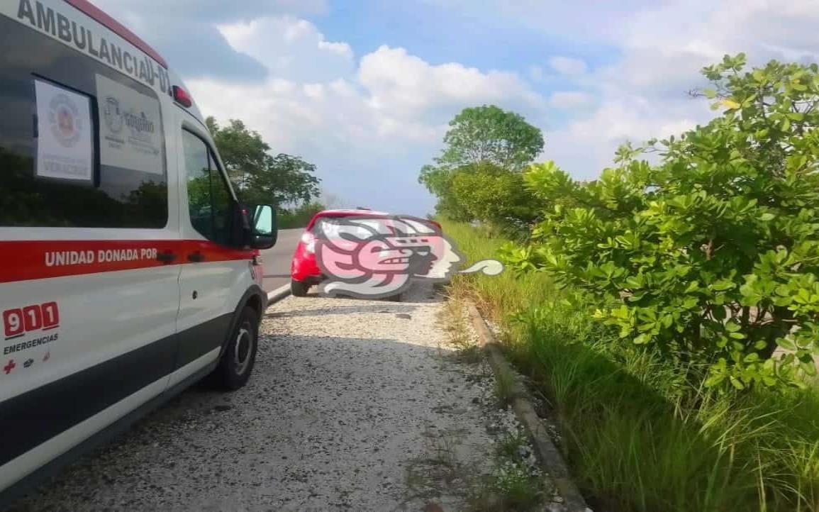 Sexagenario fallece durante traslado a hospital de Las Choapas
