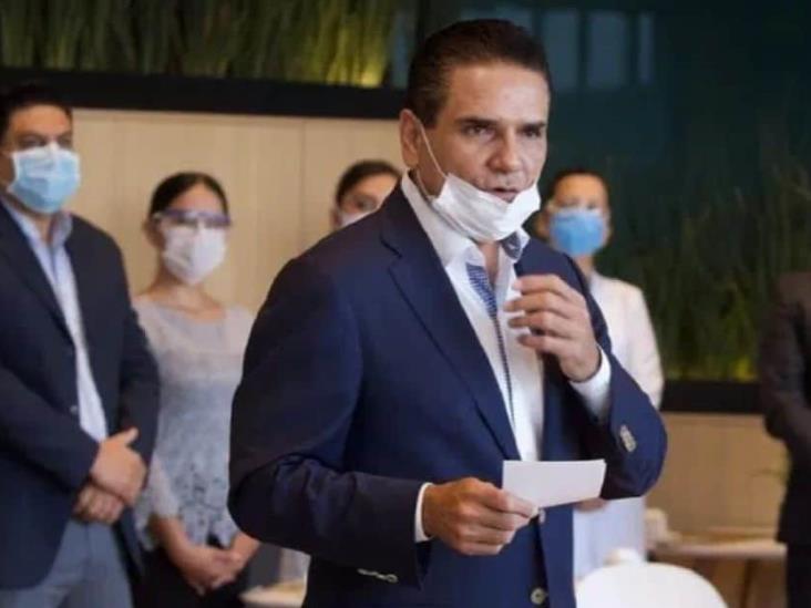 Silvano Aureoles, gobernador de Michoacán, da positivo a COVID-19