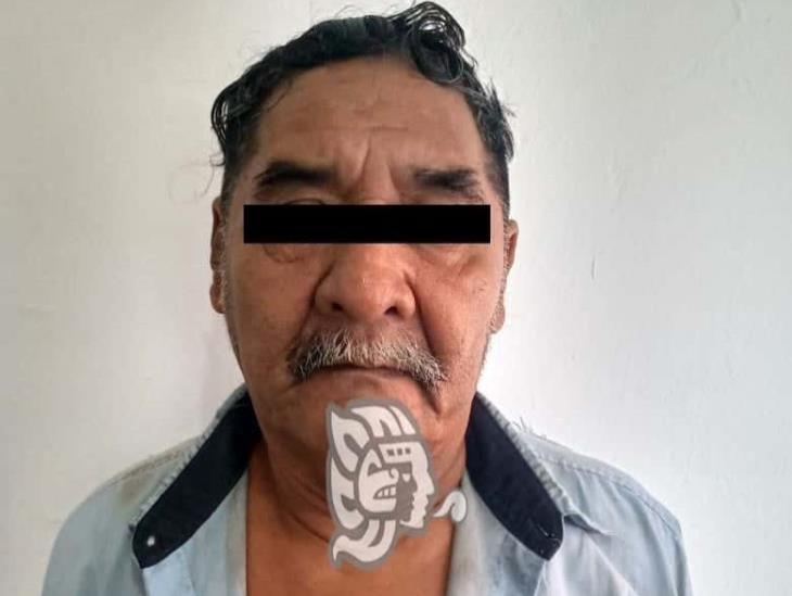 Cae presunto violador en Acayucan; estuvo prófugo 13 años