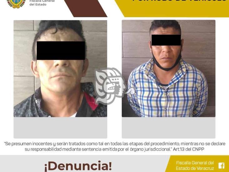 A proceso, 4 presuntos ladrones de auto en Coatzacoalcos