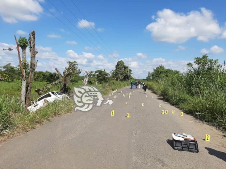 El Pollo, presunto líder criminal, entre los abatidos en Texistepec