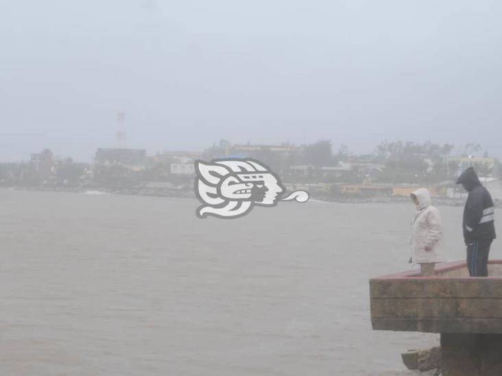 Pronostican tormentas para la zona sur de Veracruz