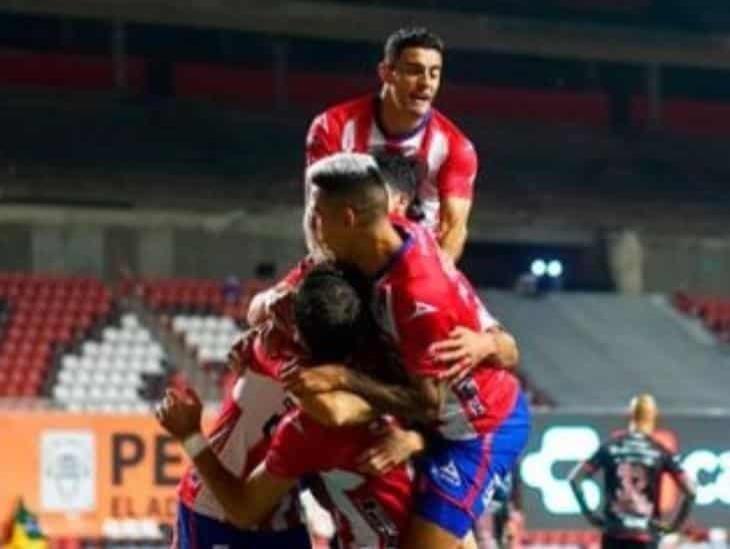 Atlético de San Luis reportó cinco casos positivos de COVID-19