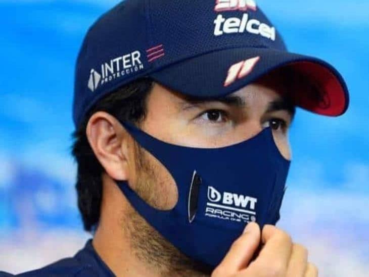 ´Checo´ Pérez fue contactado por Red Bull