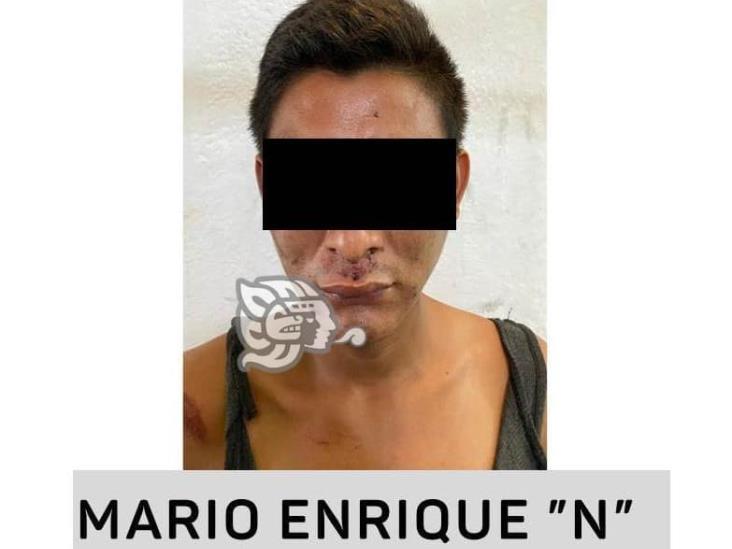 Vinculado a proceso por robo en Minatitlán