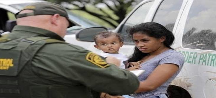 EU ha expulsado a casi 9 mil niños por la frontera con México