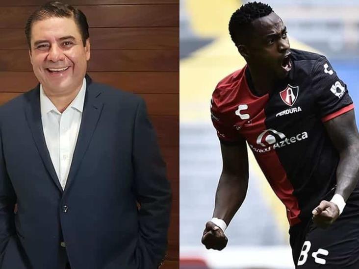 Narrador ´cumplió´ y no mencionó a Renato Ibarra durante partido