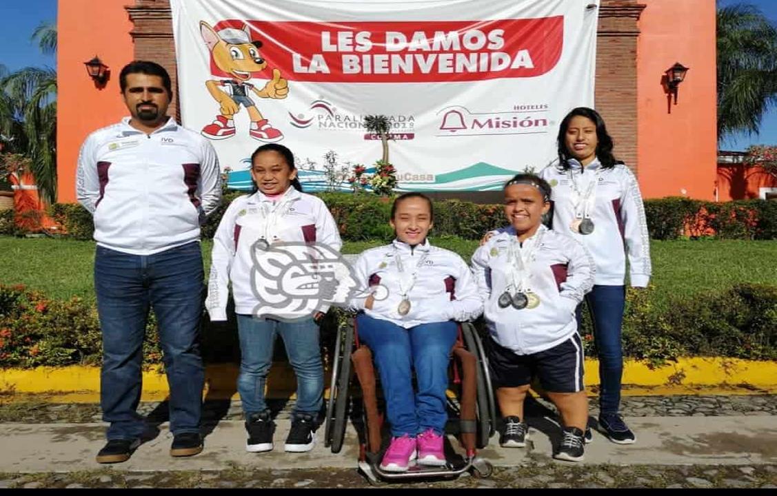 El Club Cachorros de Acayucan cuida a sus atletas del Covid-19