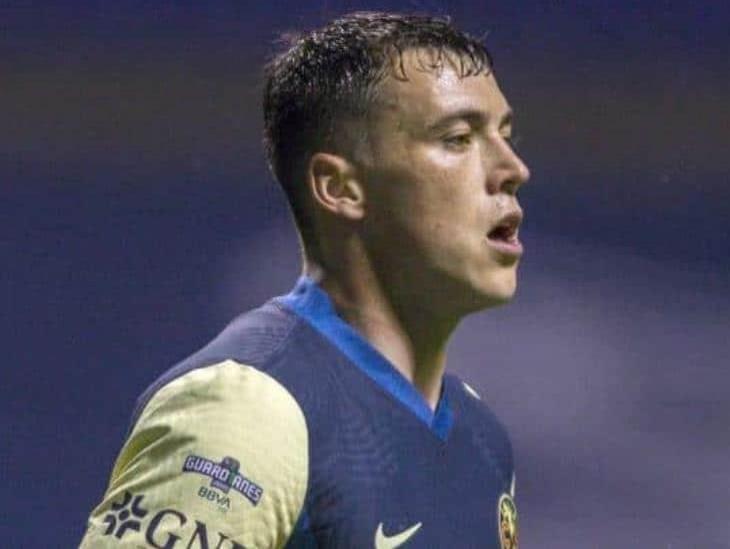 Federico Viñas tendría una lesión en la de rodilla