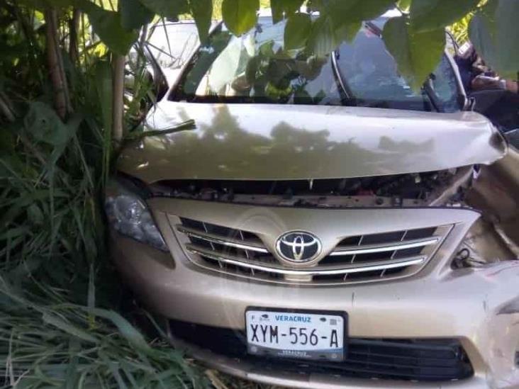 Choque en la Córdoba-Cuitláhuac deja una persona muerta y un lesionado