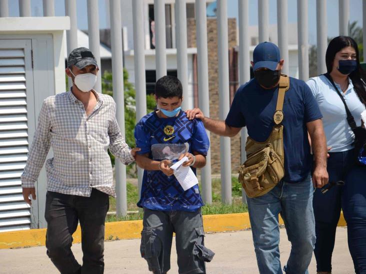 Atrapan en Veracruz a presunto pederasta