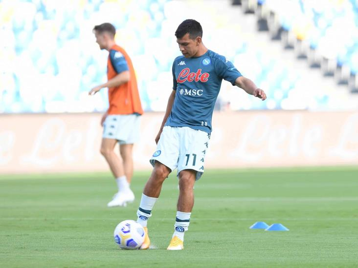 El ´Chucky´ Lozano anota golazo con el Napoli