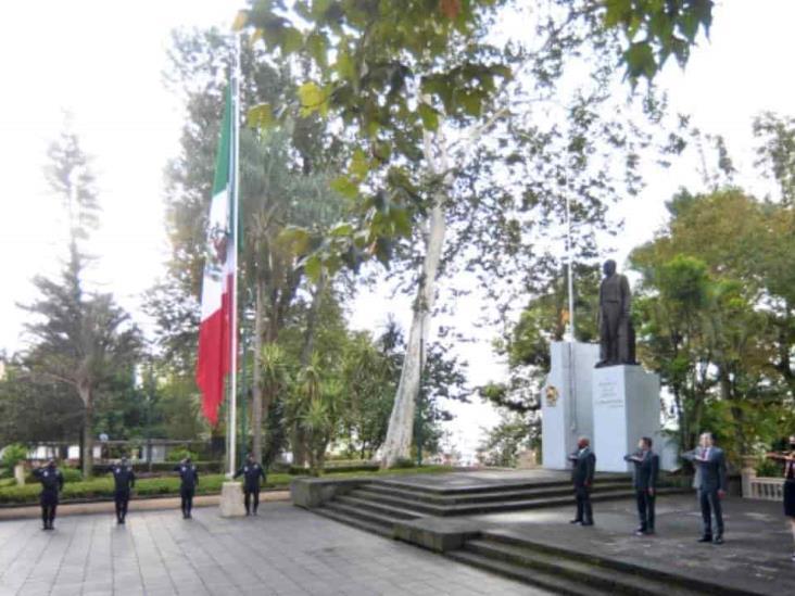 Conmemora Veracruz 210 años de la Independencia de México